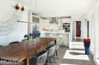 Jamestown Island kitchen