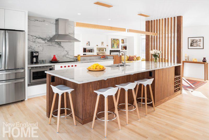 new england kitchens and baths brown + davis design