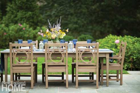 Generation Next on Cape Cod outdoor dining