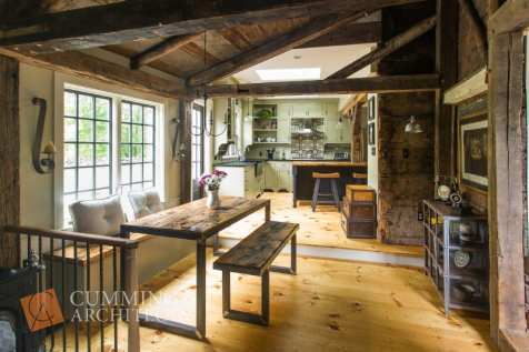 renovating a historic home great room