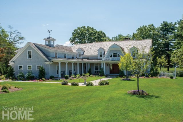 Norwell home exterior