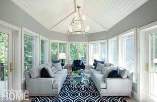 family friendly design shiplap ceiling