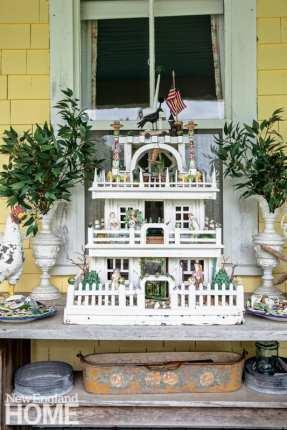 sister parish dollhouse