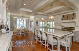 wood flooring for kitchens hickory