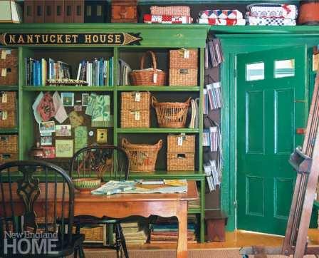 Nantucket House Antiques & Interior Design table