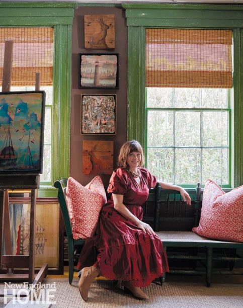 Nantucket House Antiques & Interior Design Michelle Holland