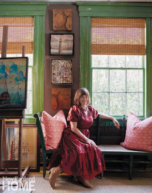 Nantucket House Antiques & Interior Design Michelle Holland