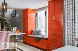 small-space design counter top