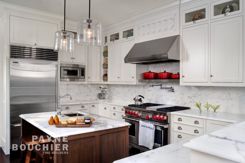 increase the value of your back bay residence kitchen