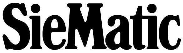 siematic logo black