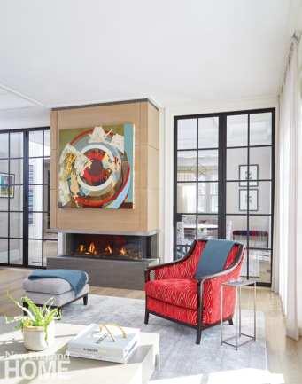 cambridge victorian sitting room