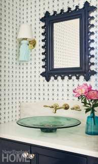 quonnie beach house powder room
