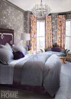 rutland square brownstone bedroom