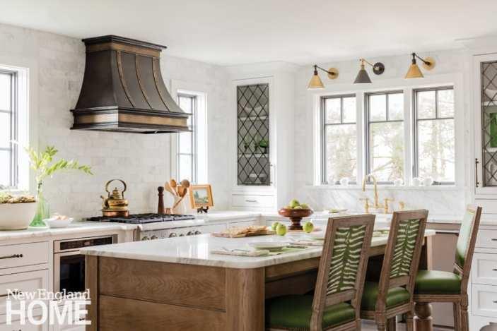 Anodover condo kitchen
