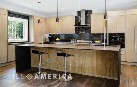 choosing tile eat in kitchen