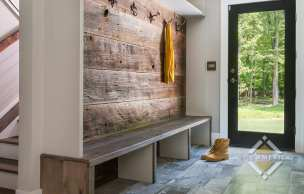 choosing tile mud room