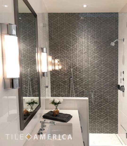 choosing tile bathroom