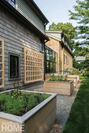 new england outdoors raised beds