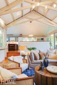 Martha's Vineyard getaway living room