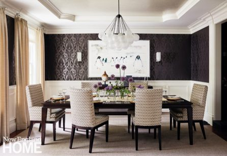family-friendly in wellesley dining room