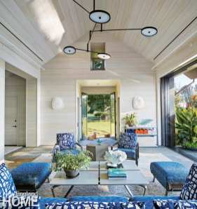resort-inspired pool house sitting