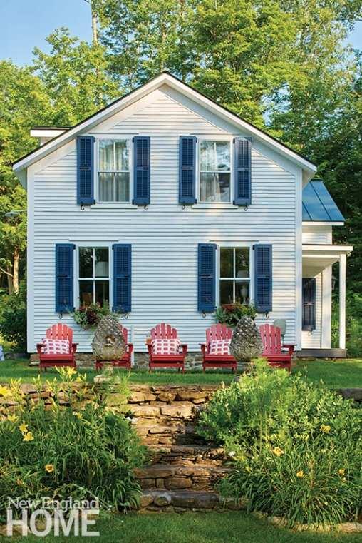 Classic Vermont home