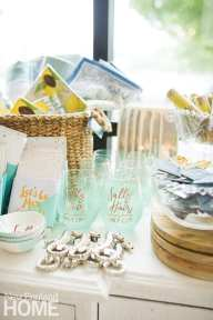 Ocean-inspired entertaining essentials
