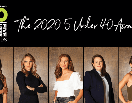 The 2020 5 Under 40 Auction is Online and Open to All