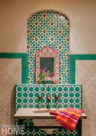 Powder room of Hammam
