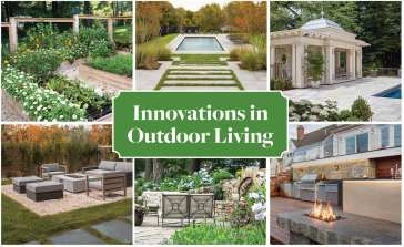 innovations in outdoor living