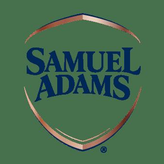 Sam Adams Logo - White Background