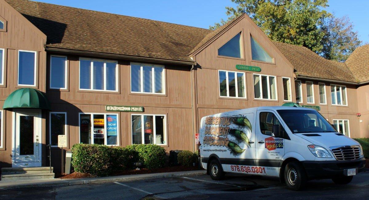 Neighborhood Parcel FedEx, UPS, DHL Center Hours Tewksbury MA