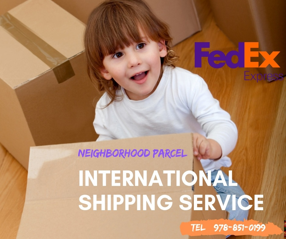 FedEx International Shipping Tewksbury