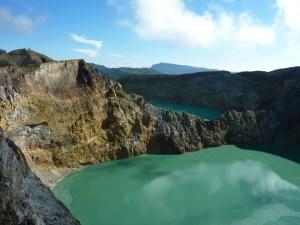 Kelimetu crater lakes - Flores - Indonesia