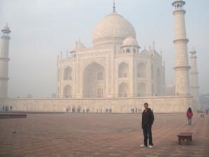 Spectacular Taj Mahal