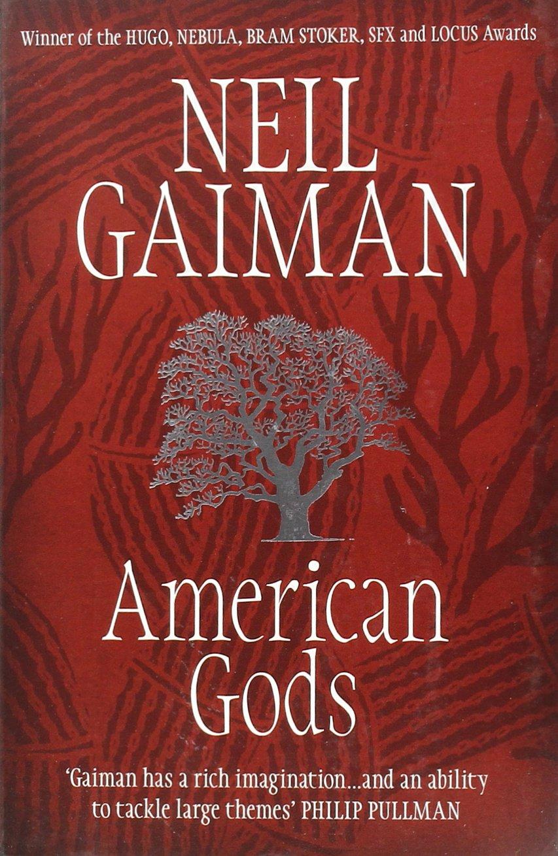 Image result for american gods neil gaiman