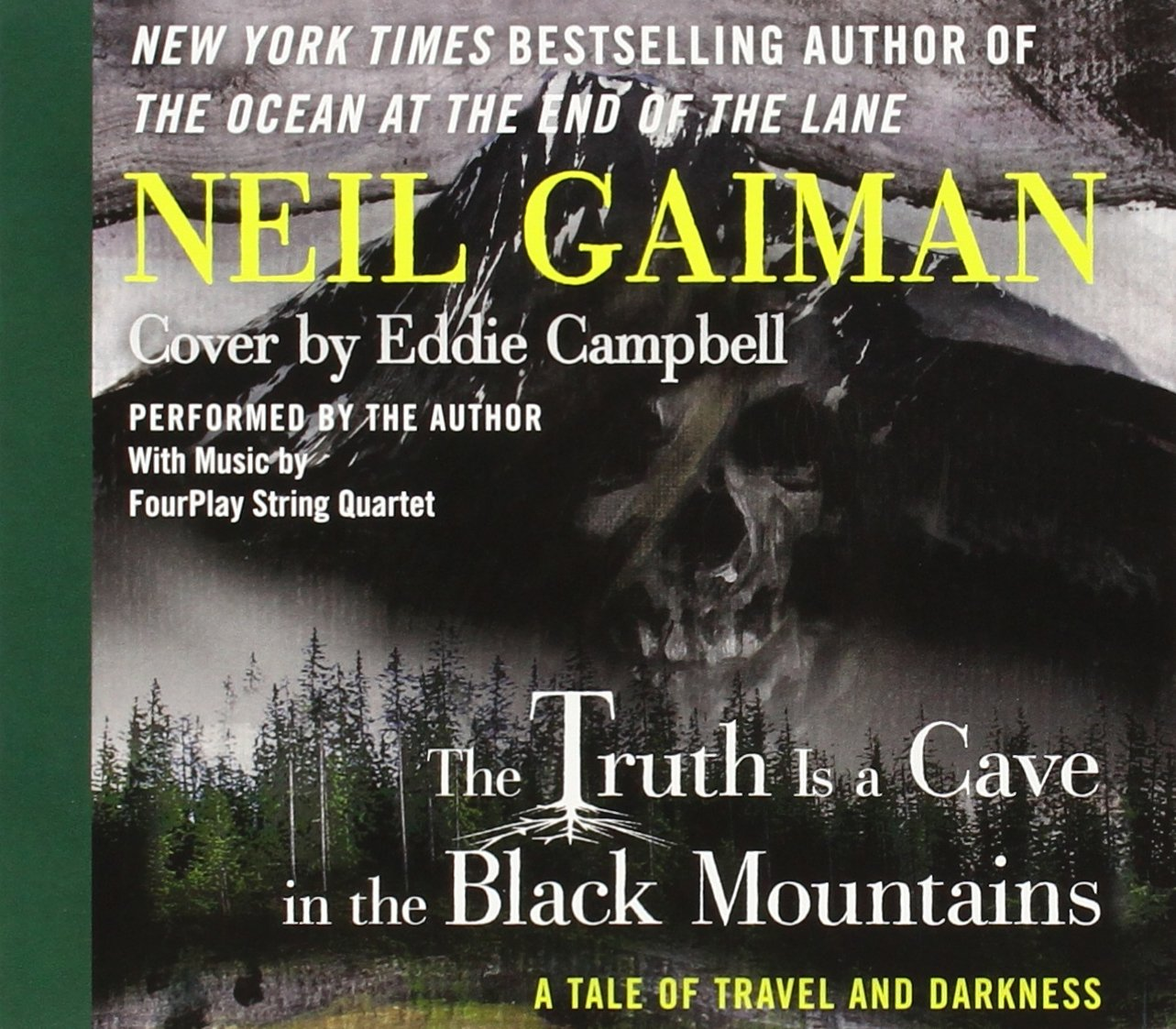 Image result for The Truth Is a Cave in the Black Mountains audio