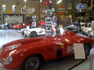 Red Racing Ferarri