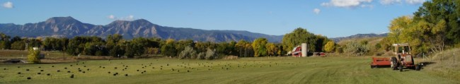 Boulder Farm - Boulder rural real estate