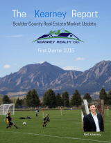 The Kearney Report Q1 2015
