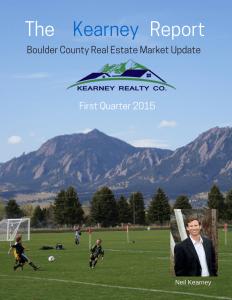 The Kearney Report Q1 2015