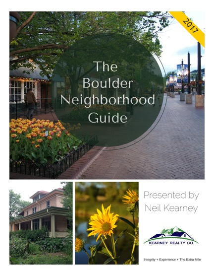 Boulder Neighborhood Guide 2017