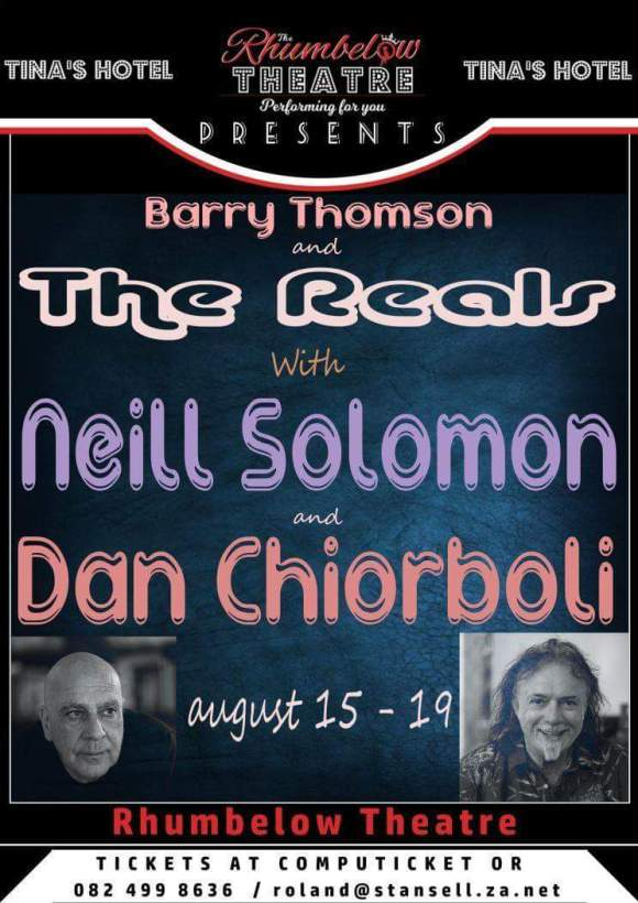 The Reals with Neill Solomon and Dan Chiorboli