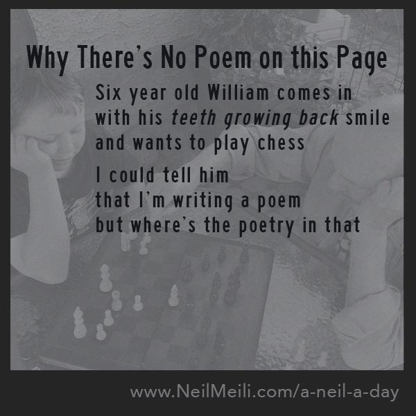 Grandson Poems 7