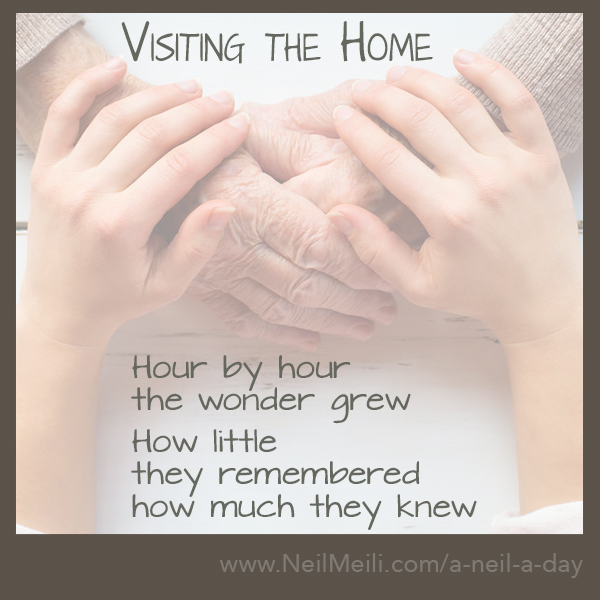 hour by hour the wonder grew how little they remembered how much they knew