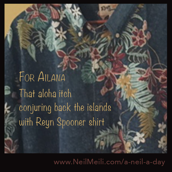 That aloha itch conjuring back the islands with Reyn Spooner shirt