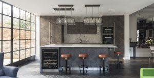 bespoke ash burr brixton kitchen design
