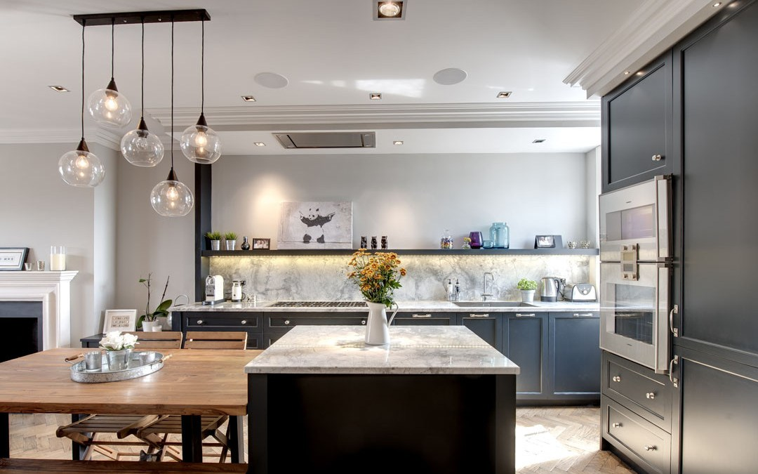 Truly Bespoke: The Classic Kitchen, Wandsworth