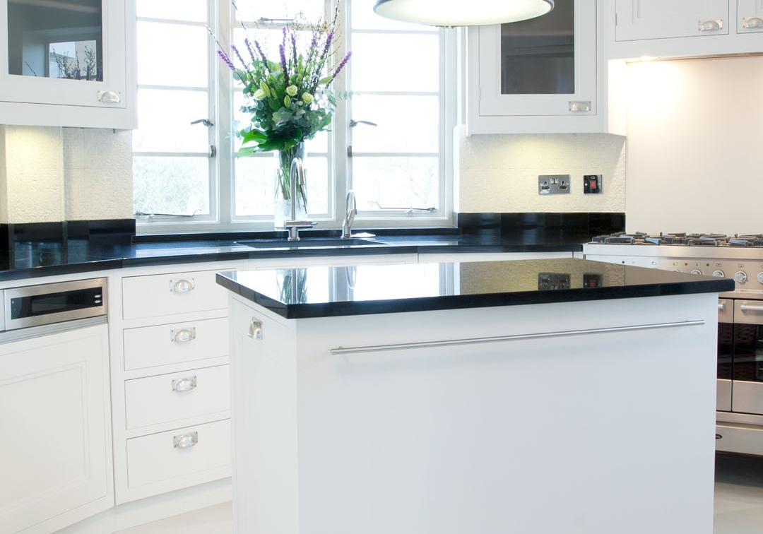 Art Deco Kitchen Art Deco Kitchen Putney Neil Norton Design