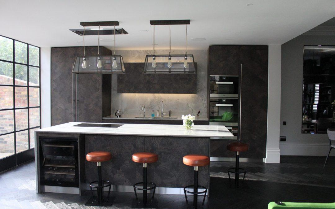 Truly Bespoke: Ash Burr Kitchen, Brixton